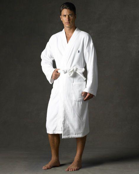 Terry Kimono Robe - Polo Ralph Lauren Robes - RalphLauren.com ... 6c400afcfab