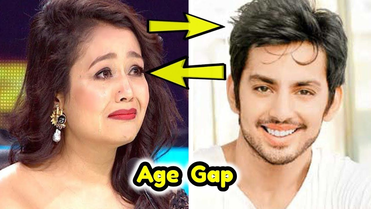 Shocking Age Gap Between Neha Kakkar and Himansh Kohli