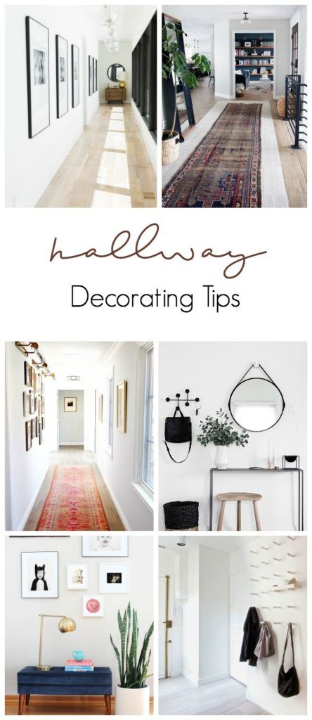 5 Gorgeous Hallway Decorating Ideas | Modern, Create and Funky junk