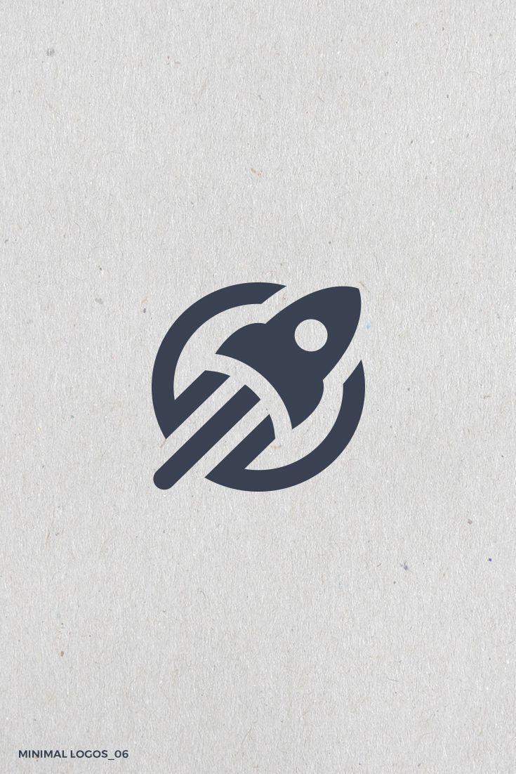 Web Rocket Logo Pinterest Business Illustration Simple Website
