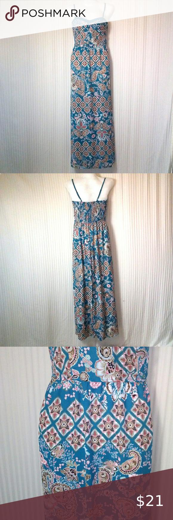 Xhilaration Maxi Dress Small Dresses Clothes Design Fashion [ 1740 x 580 Pixel ]