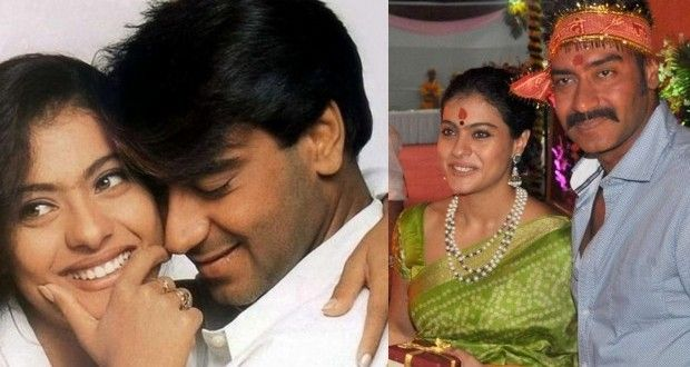 13 Unseen pictures of Ajay Devgn and Kajol