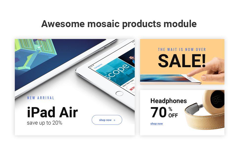 YourGadget Electronics Store Theme 67825