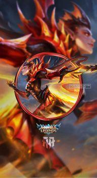 Wallpaper Phone Karrie Dragon Queen by FachriFHR on DeviantArt