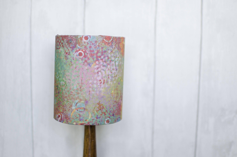 Statement Lampshade Bright Lampshade Green Lamp Shade Rainbow Home Decor Rainbow Lampshade Table La Bright Lampshade Green Lamp Shade Ceiling Light Shades