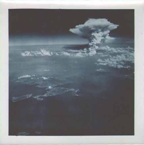 Hiroshima, 1945.. One of the worst examples of the horrors of war!