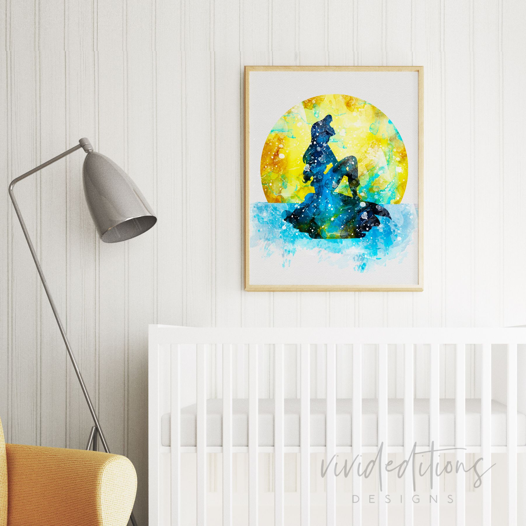 Amazing Watercolor Character Nursery Art Prints Browse From Over 1,000