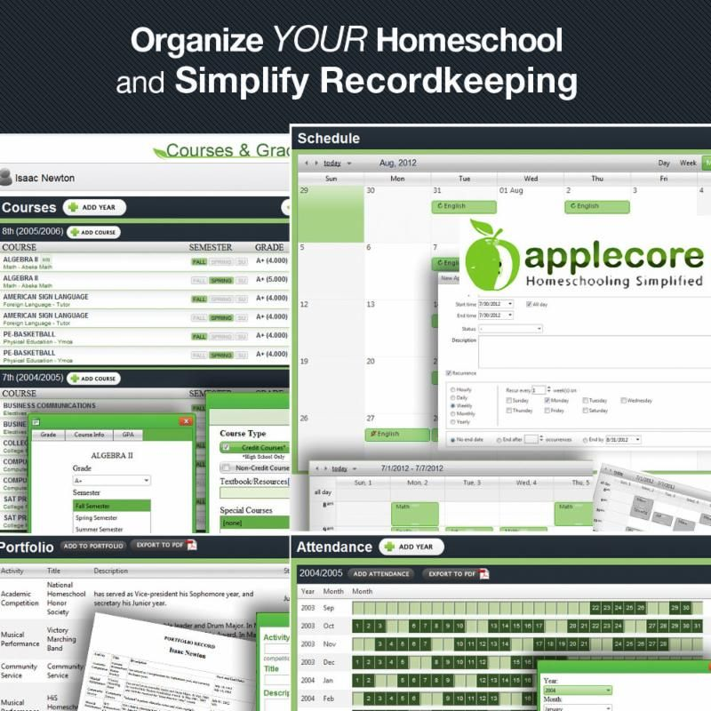 Applecore Recordkeeping System is free with your - free membership cards online