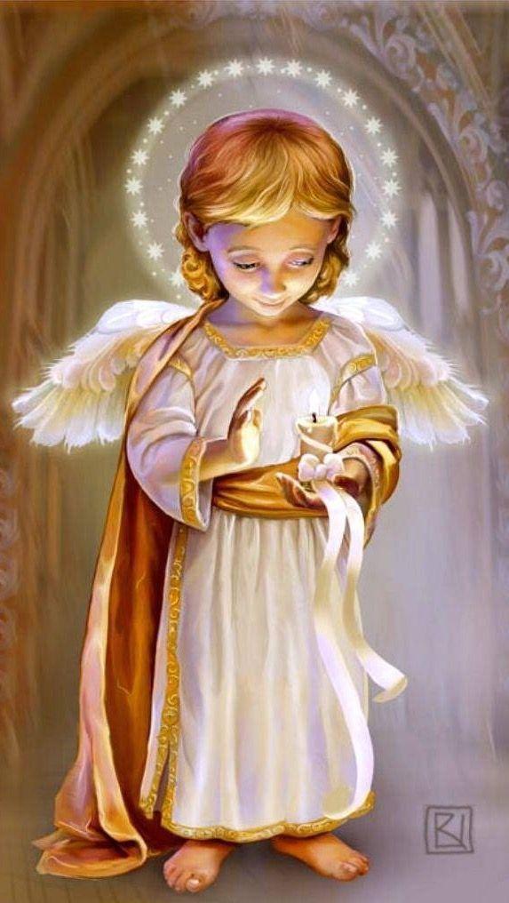 9. Ангел хранитель бережёт меня и моих близких ...