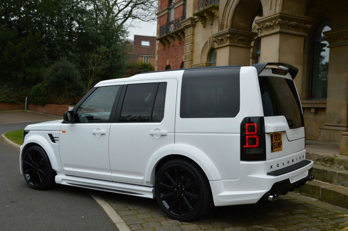 Xclusive Customz Wide Land Rover Discovery 3 Body Kit By Xclusive