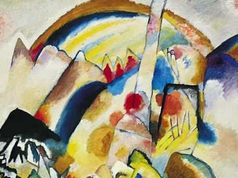 Kandinsky ~ Arte e pensiero... | Tutt'Art@ | Pittura * Scultura * Poesia * Musica |