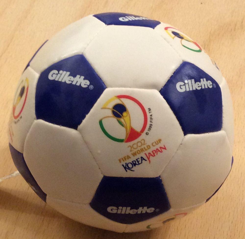 Fifa World Cup Korea Japan 2002 Gillette Small Squeezy Ball Ebay Fifa Fifa World Cup World Cup