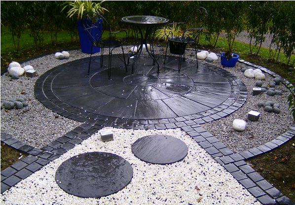 Modern Concrete Paver Ideas | garden paving ideas modern ...