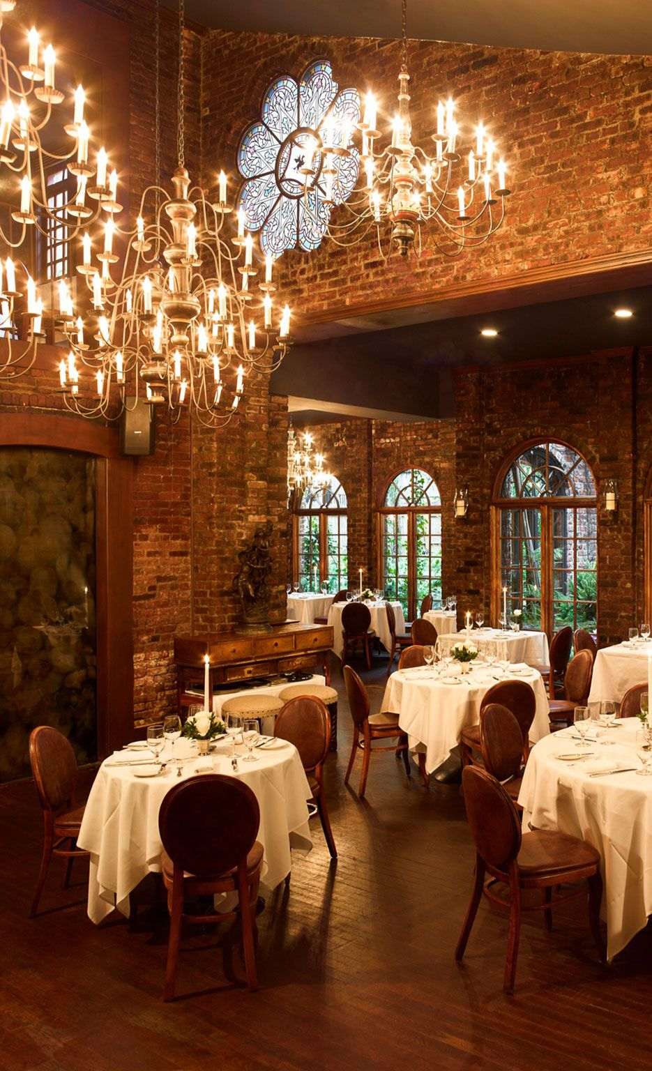 The most romantic restaurant in nyc