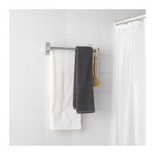 Grundtal Handdoekstang 40 Cm Ikea Ikea Towels In 2018 Pinterest