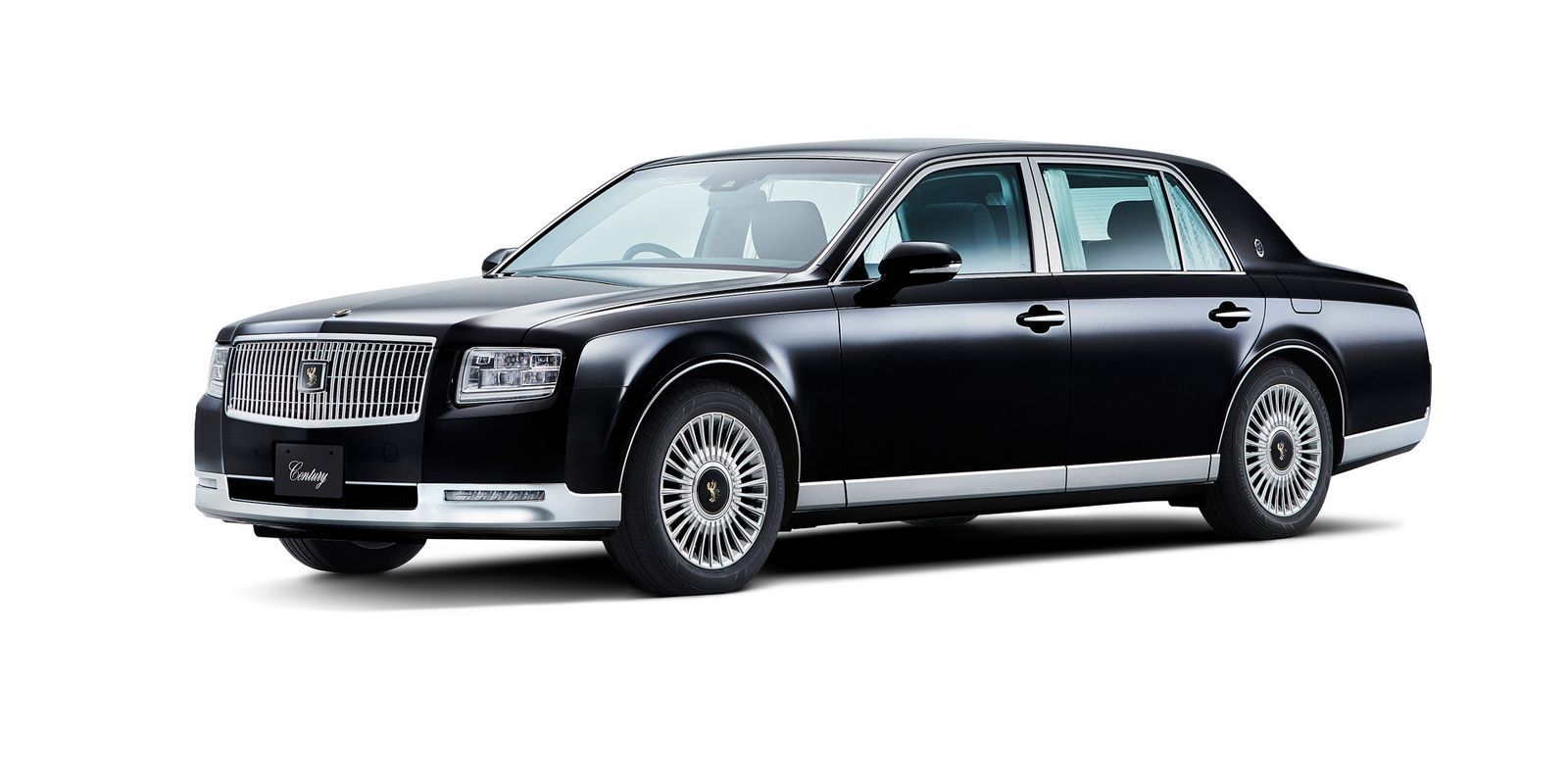 Enter The 2020s In Style With The New Toyota Century Best Luxury Cars Toyota Century Super Luxury Cars