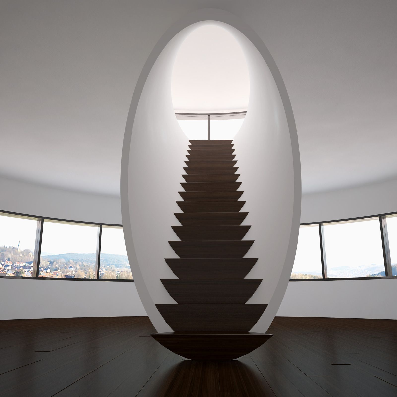 Unique and Creative Staircase Designs for Modern Homes ...