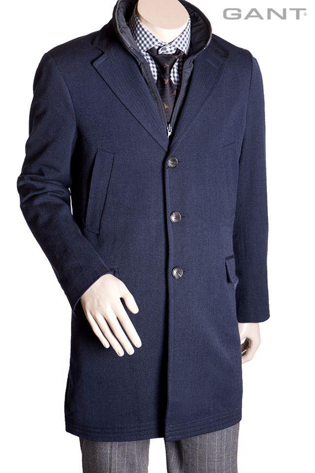 923c33bd4c Pánský kabát GANT