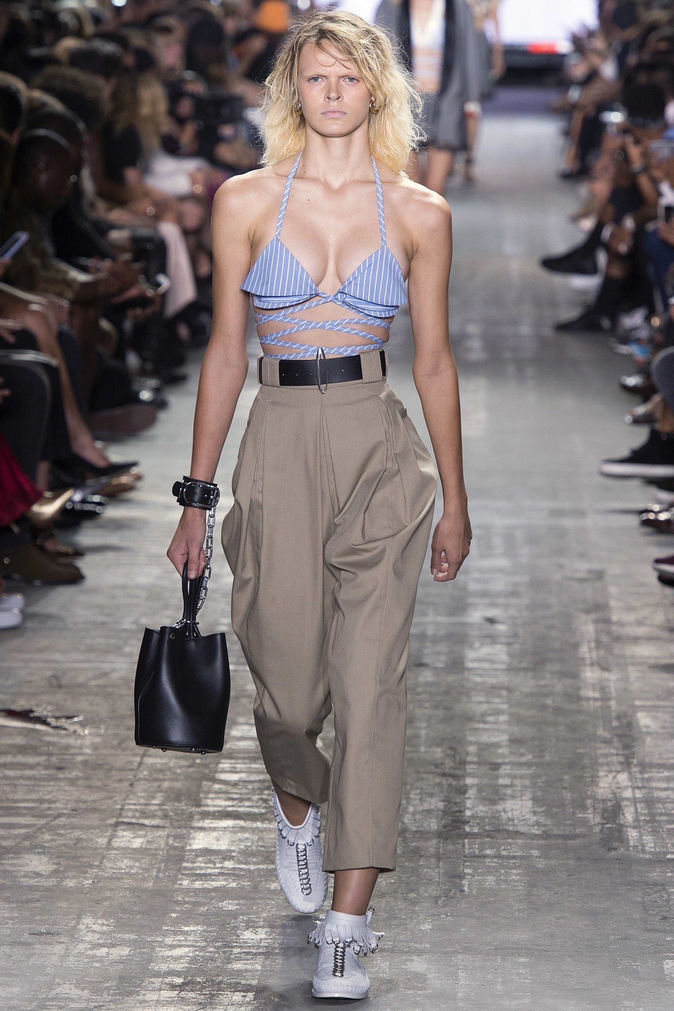 1d7f6faabd Why the Itty-Bitty Bra Top Will Be Taking Over Our Wardrobes Come Spring