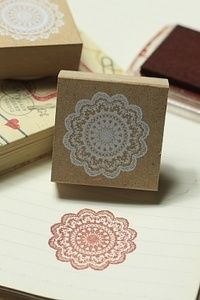 Image of Wood Stamps