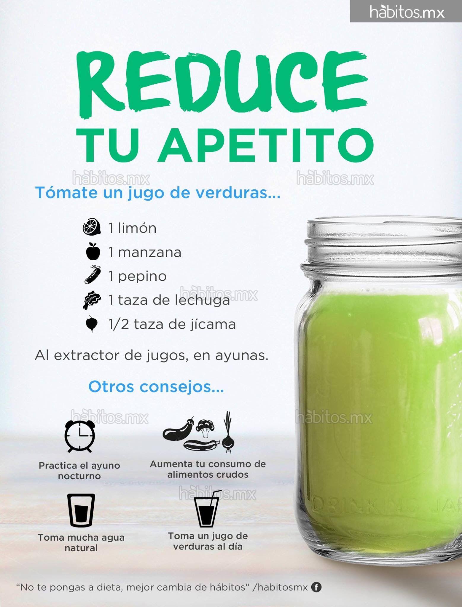 receta de té verde para el aumento de peso