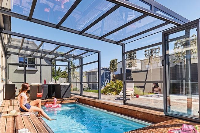 Abri De Terrasse Graphik Gustave Rideau En 2020 Abri Terrasse Terrasse Abri