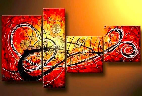 Extra Large Painting Abstract Art Painting Living Room Wall Art