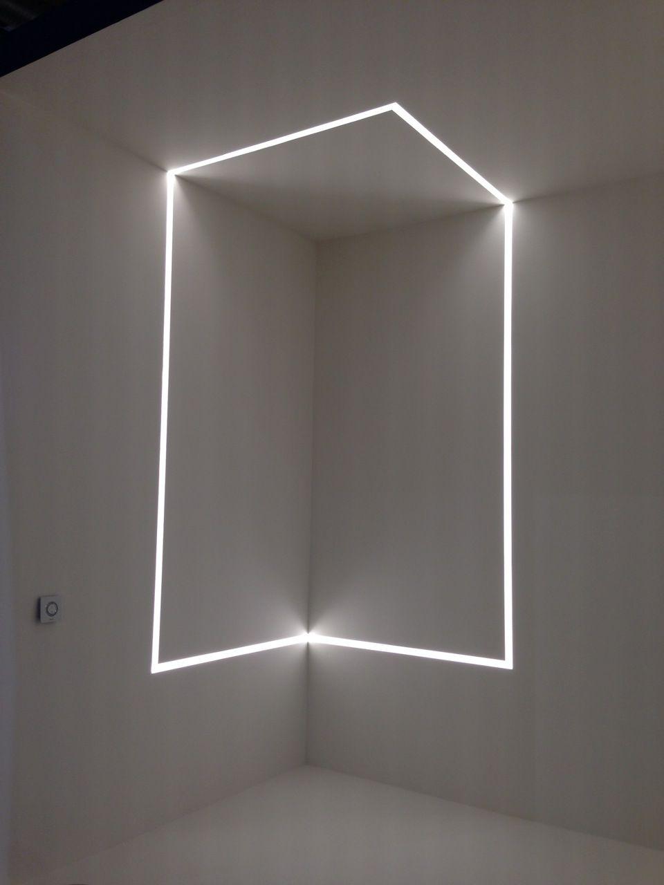 The running magnet light installation by flos architectural at the running magnet light installation by flos architectural at euroluce 2013 parisarafo Gallery