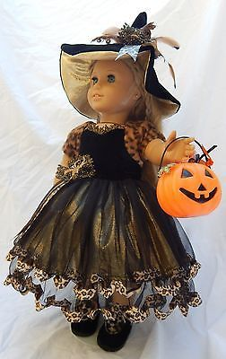 Ooak-Witch-Costume-for-American-Girl-Dolls-MaryEllen-Grace-Thomas-Etc