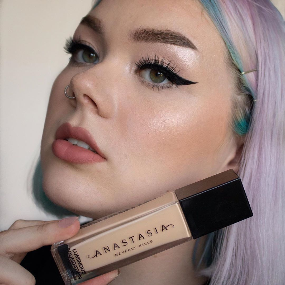 Anastasia Beverly Hills On Instagram New Luminous Foundation In