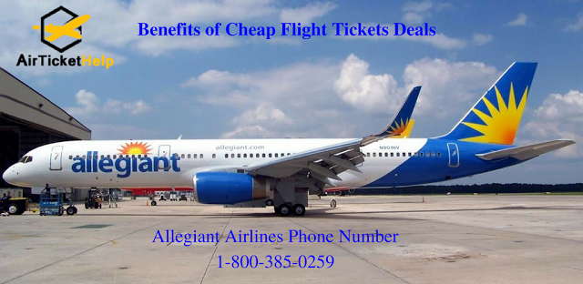 Benefits of Cheap Allegiant Airlines Flight Deals (With