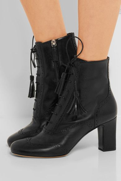 good selling cheap price collections cheap online Tabitha Simmons Leather Studded Booties pAdCBCXKi
