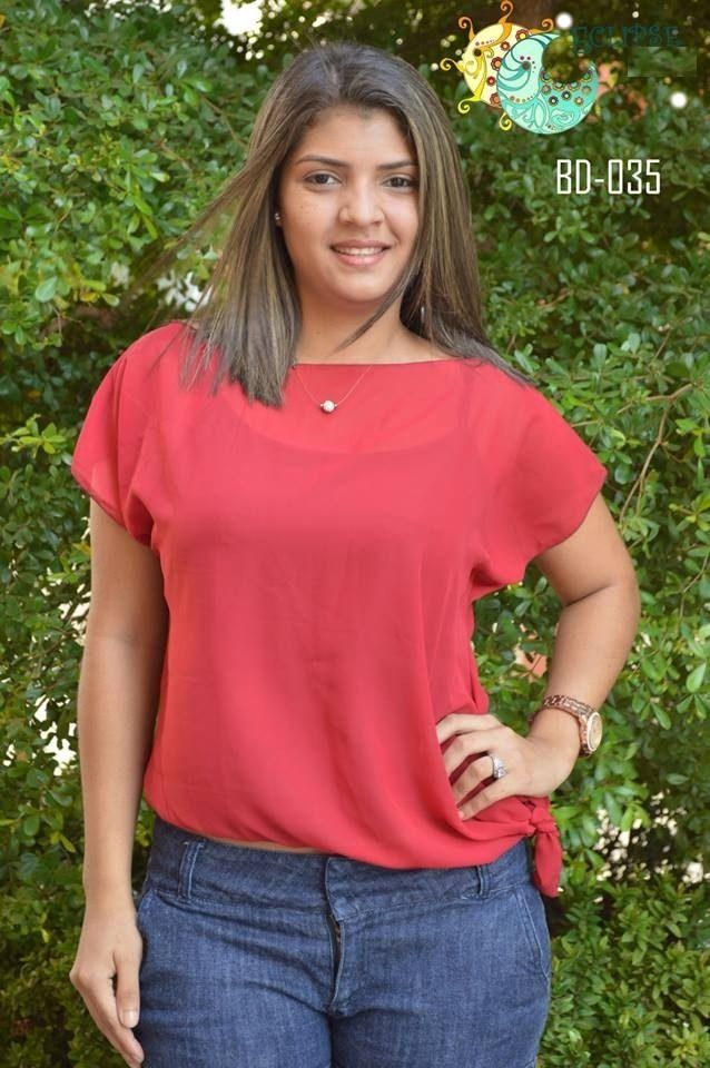 8007da640f8 blusas top straples blusones chifon camisas damas elegantes | blusas ...