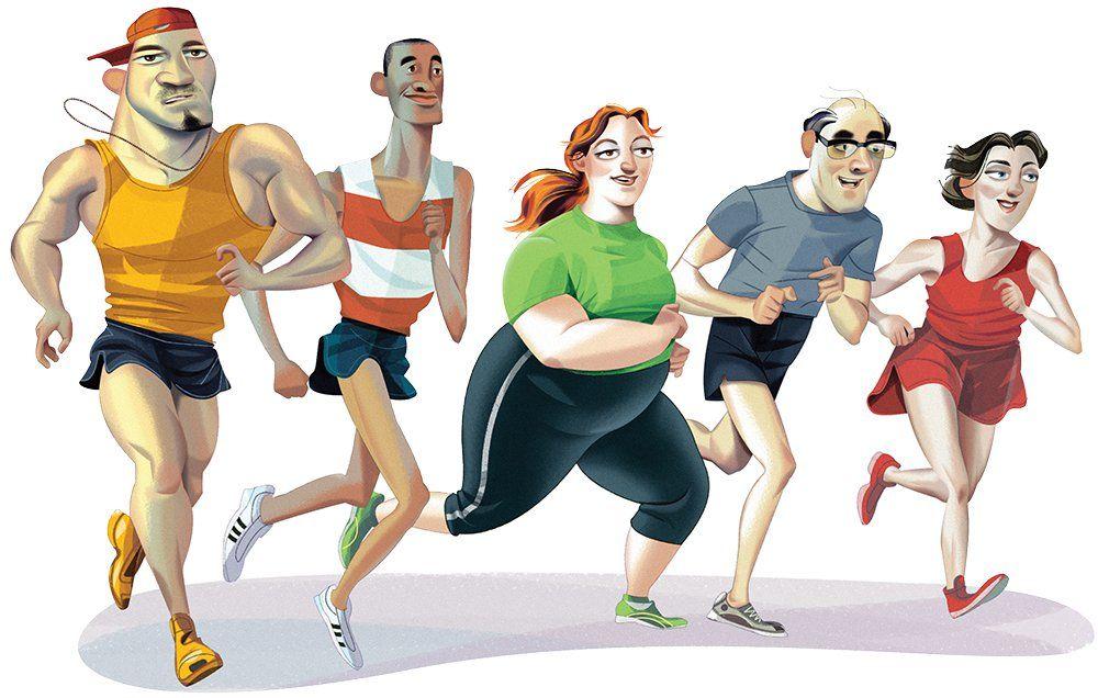 Twenty Years, Twenty Lessons Runners world, Running