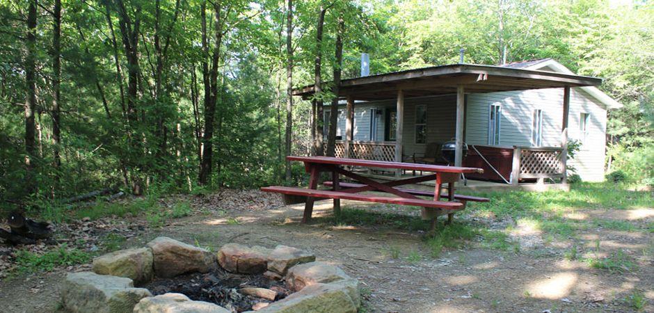 Ohio Vacation Cabins