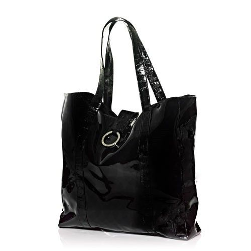 Yankee Candle Black Tote  Bag  handbag purse with Yankee Logo Free Shipping 609032794484