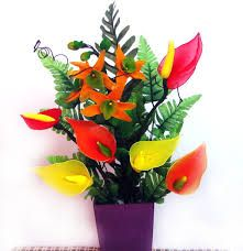 Resultado de imagen para nylon flower