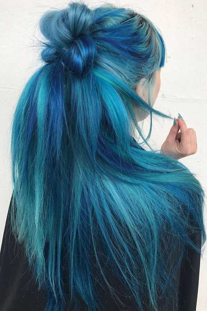 56 Trendy Ombre Hair Color Ideas Dyed Hair Pinterest Ocean