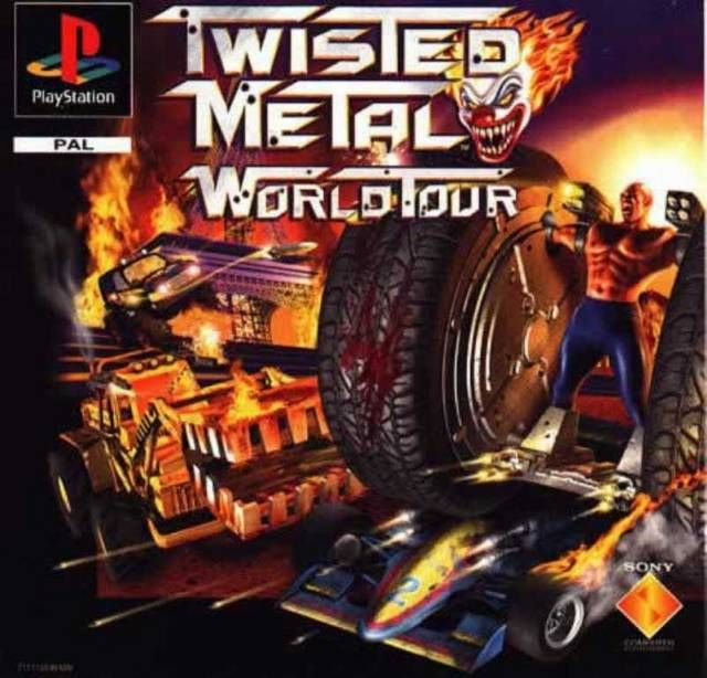 Twisted Metal World Tour Love This One Too Play As Minion At