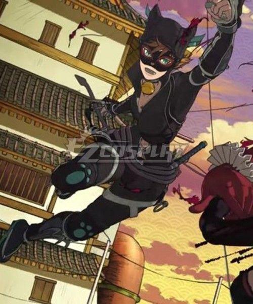 DC Batman Ninja Catwoman Cosplay Costume #Ninja, #Batman ...