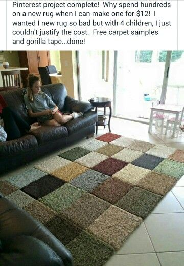 Pin By Judy Smith On Rugs And Flooring Diy Carpet Area Rugs Diy Carpet Samples