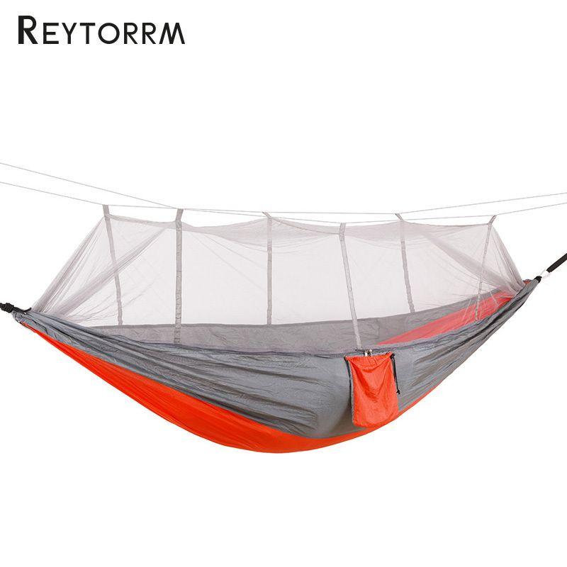 acheter intrieur extrieur durable hamac couple survie voyage camping hamak pour 1 2person randonne jardin - Hamac Exterieur