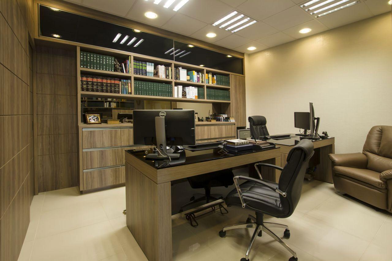 Excepcional Decoração de Escritório de Advocacia: 60 Projetos e Fotos  WJ12