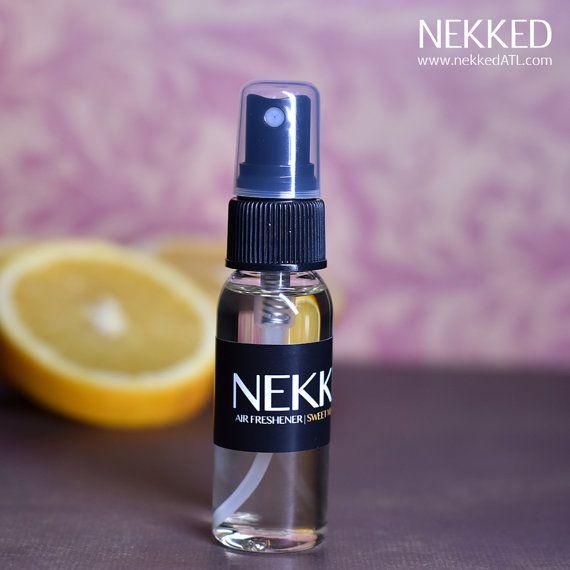 NEKKED - Sweet Melon - Aromatherapy, Bathroom Toilet Car Spray, Air ...