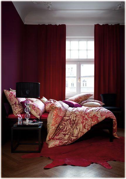 Escada Flower Red Couleur Chambre Rouge Chambre Et Deco Chambre