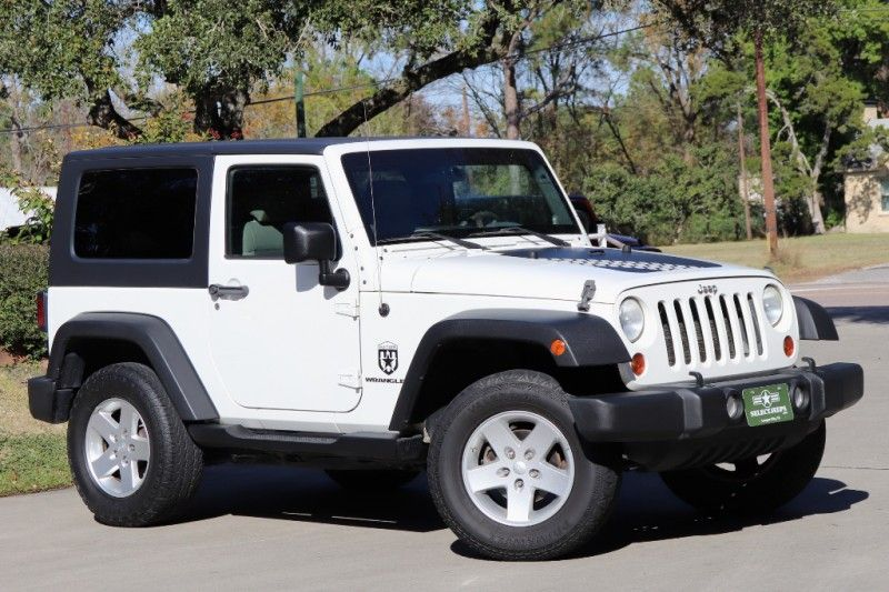 2010 Stone White Jeep Wrangler 14995 (With images) Jeep