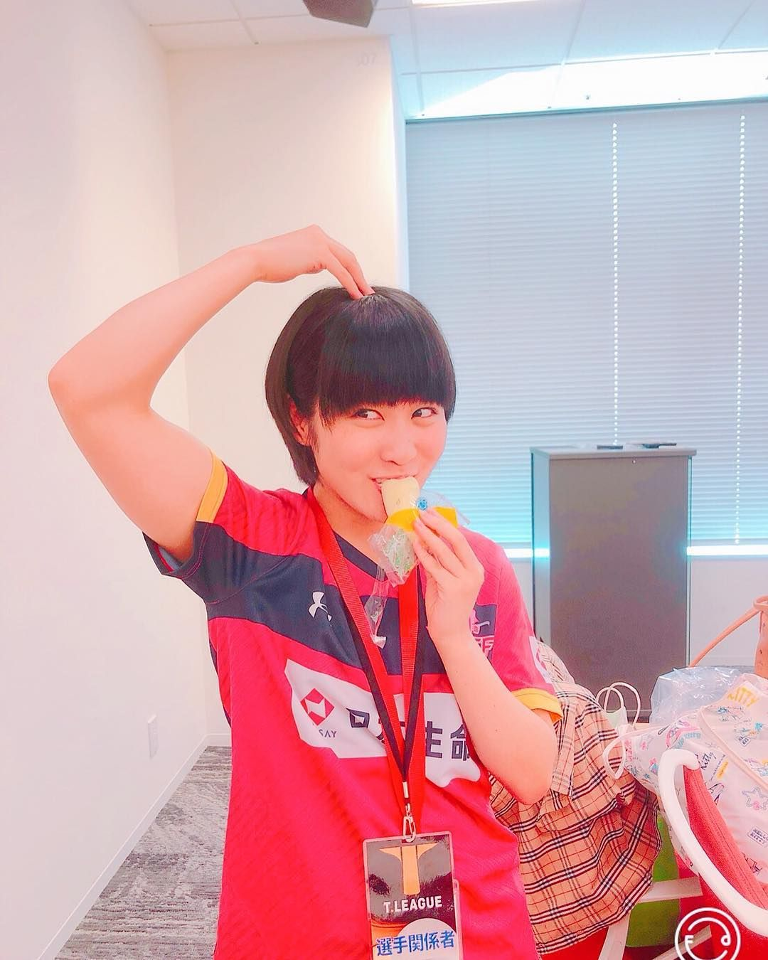 Miu HiranoさんはInstagramを利用しています「🔥🌈日本生命