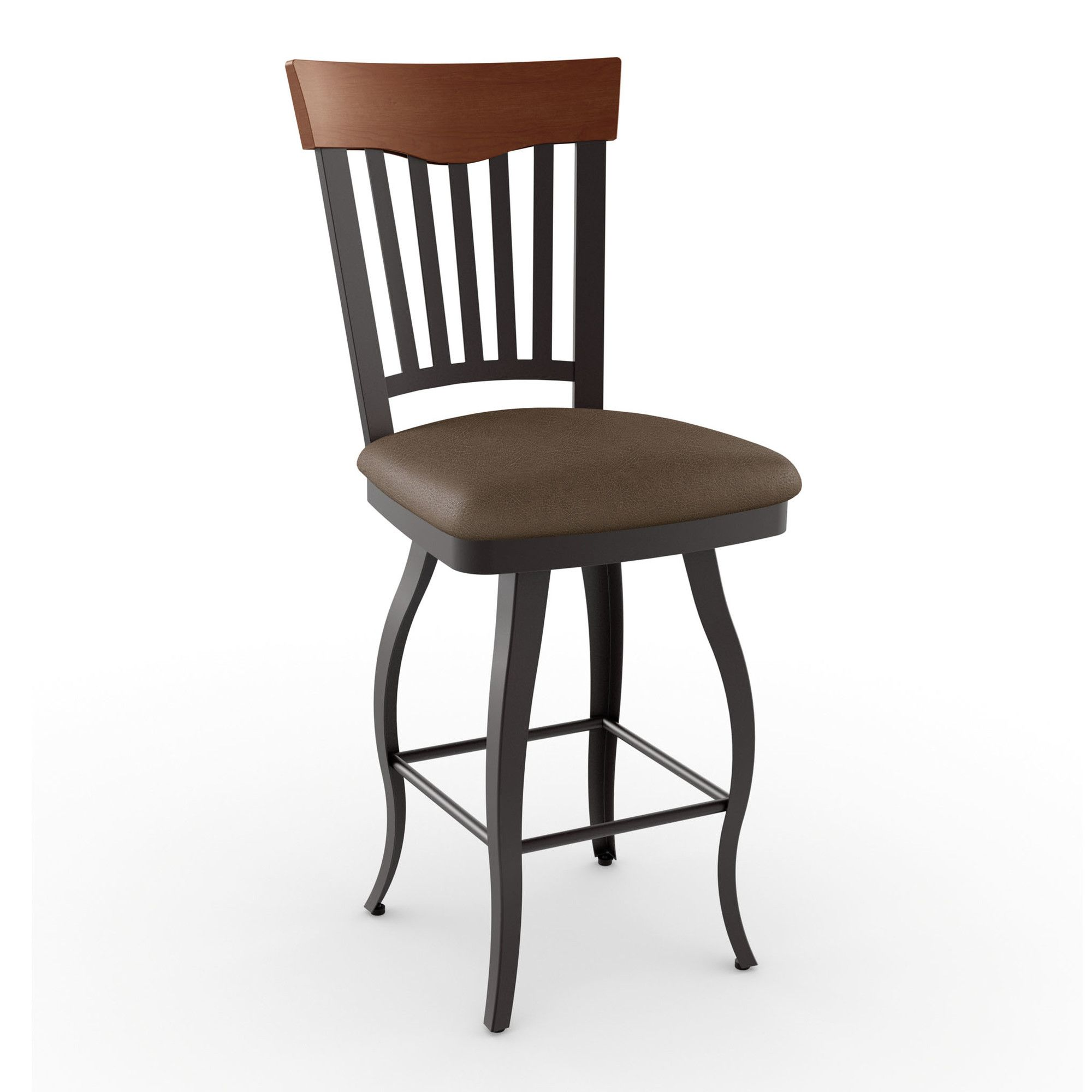 Amisco Countryside Style Lighthouse 30 Quot Swivel Bar Stool