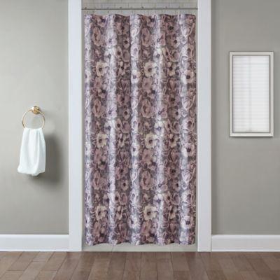 Adaline 54 Inch X 78 Inch Shower Curtain In Purple Curtains