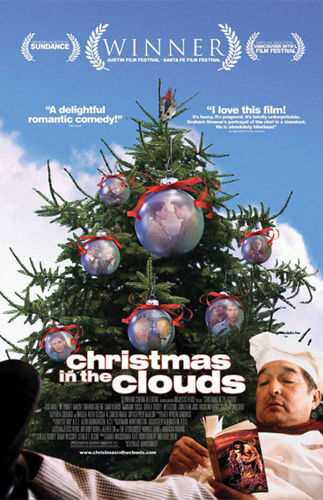 Christmas In The Clouds Christmas Movies Best Christmas Movies Cloud Movies